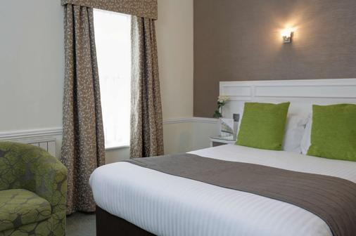 貝斯特韋斯特皇家酒店 - 聖赫利爾 - 聖海利爾 - 臥室