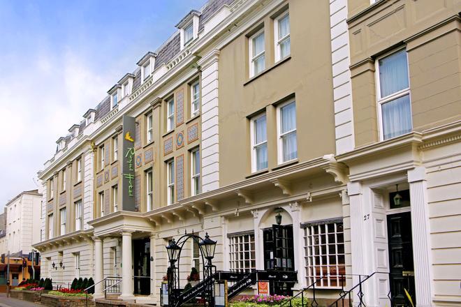 貝斯特韋斯特皇家酒店 - 聖赫利爾 - 聖海利爾 - 建築