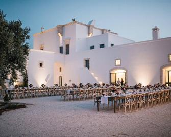 Masseria Calderisi - Savelletri - Building