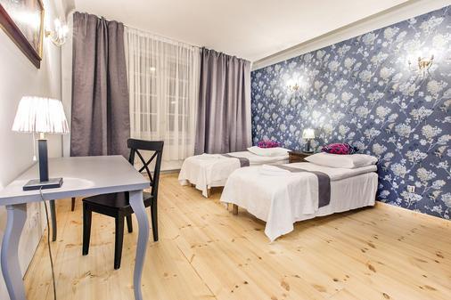 Hostel Zappio - Gdansk - Bedroom