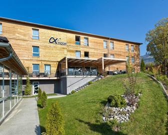 Ax'Hotel - Chorges - Gebäude