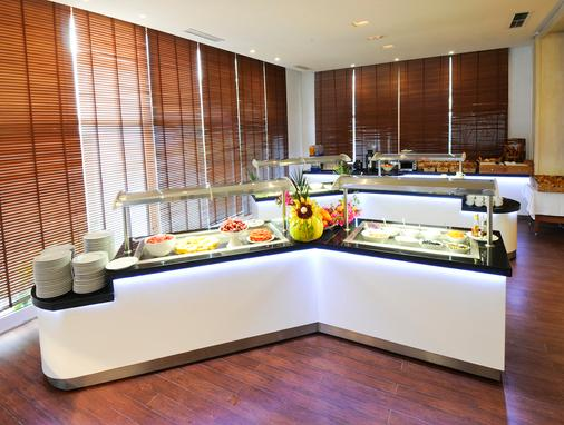 The Sindbad - Hammamet - Buffet