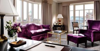 Intercontinental Dublin, An Ihg Hotel - דבלין - סלון
