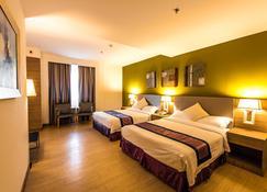 Badi'ah Hotel - Bandar Seri Begawan - Soveværelse