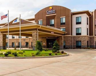 Comfort Inn & Suites - Alva - Edificio
