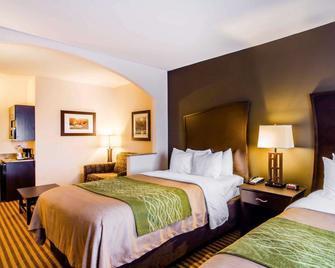 Comfort Inn & Suites - Alva - Спальня