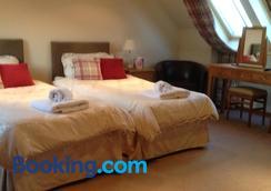 Chapel Of Barras Farm Bed & Breakfast - Stonehaven - Bedroom