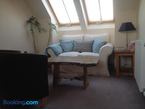 Chapel Of Barras Farm Bed & Breakfast - Stonehaven - Living room