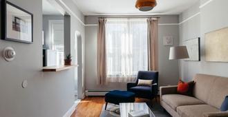 Ryerson Street II by Onefinestay - Brooklyn - Living room