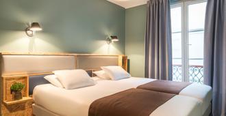 Hôtel Basss - Paris - Bedroom