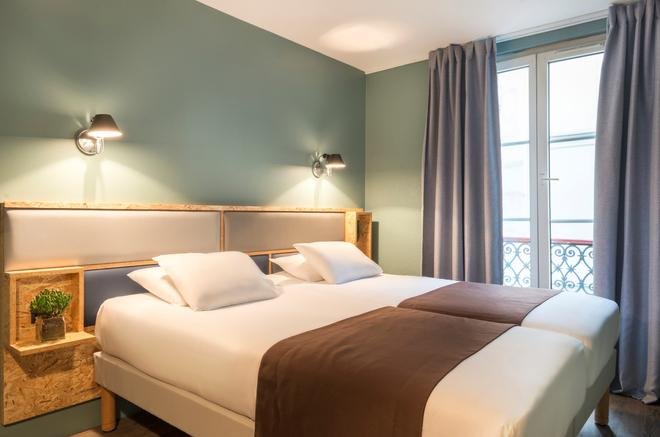Hôtel Basss - París - Habitación