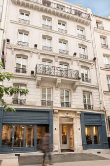 Hôtel Basss - Paris - Building