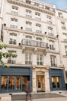 Hôtel Basss - París - Edificio