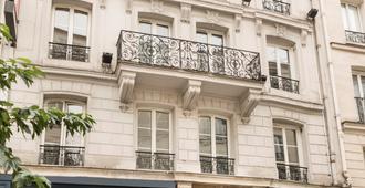 Hôtel Basss - Париж - Здание