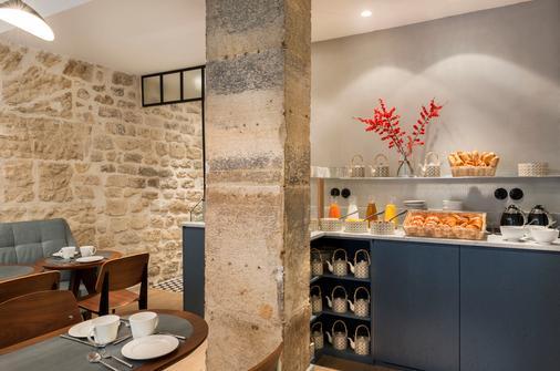 Hôtel Basss - Paris - Buffet