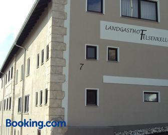 Landgasthof Felsenkeller - Dinkelsbühl - Building