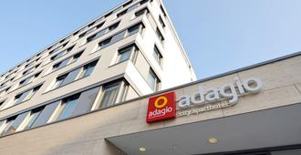Aparthotel Adagio Berlin Kurfürstendamm - Berlin - Bâtiment