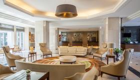 Crowne Plaza Bucharest - Bucareste - Lounge