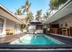 Bale datu bungalow - Gili Trawangan - Pool