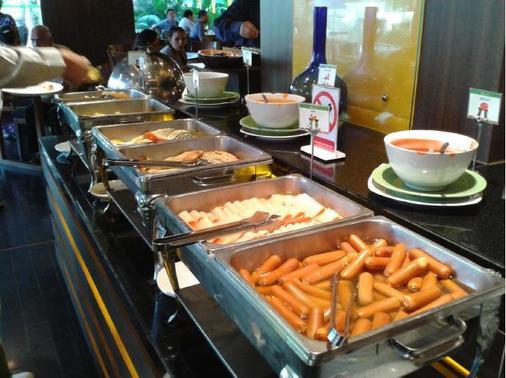 全季華馬克酒店 - 曼谷 - 曼谷 - 自助餐