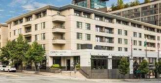 Courtyard by Marriott Seattle Bellevue Downtown - Bellevue - Gebäude