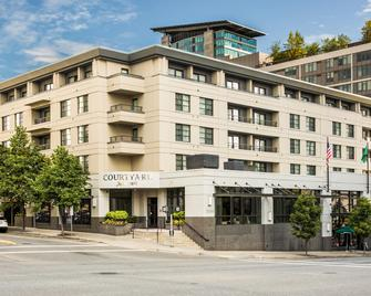 Courtyard by Marriott Seattle Bellevue Downtown - Bellevue - Edificio