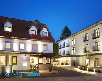 Hotel & Restaurant Wilder Mann - Aalen - Gebouw