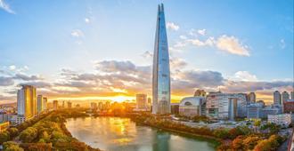 Signiel Seoul - Σεούλ - Θέα στην ύπαιθρο