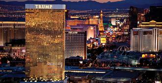 Trump International Hotel Las Vegas - Лас-Вегас - Здание