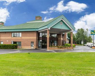 Quality Inn & Suites - Hawkesbury - Building