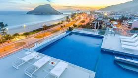 里約熱內盧藍樹高級設計酒店 - 里約熱內盧 - 里約熱內盧 - 游泳池