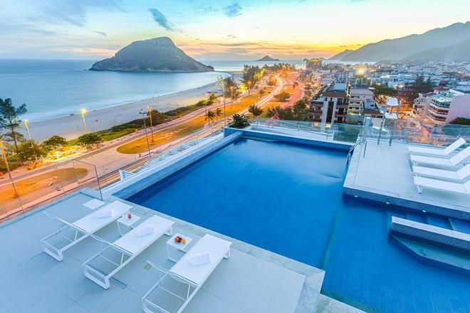 Cdesign Hotel - Ρίο ντε Τζανέιρο - Πισίνα