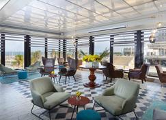 헤로즈 호텔 텔아비브 바이 더 비치 - 텔아비브 - 라운지