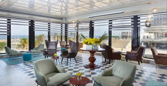 Herods Hotel Tel Aviv by the Beach - Tel Aviv - Area lounge