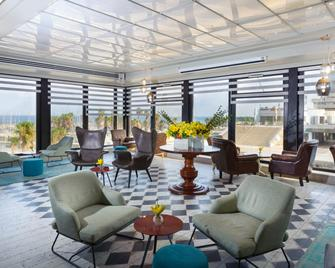 Herods Hotel Tel Aviv by the Beach - Tel Aviv - Area lounge