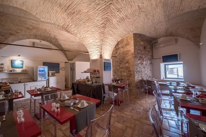 Hotel Sorella Luna - Asís - Restaurante