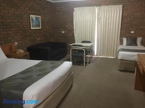 Sportslander Motor Inn - Moama - Bedroom