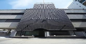 Tennoji Lagoon Hotel - Osaka - Building