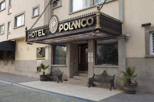 Hotel Polanco - Mexico City - Building