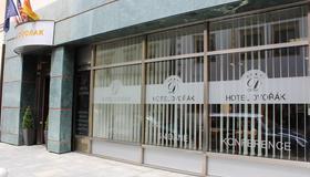 Hotel Dvorak - České Budějovice - Building