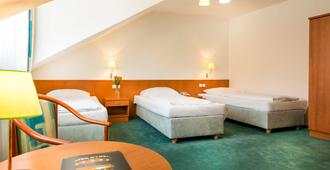 Hotel Dvorak - České Budějovice - Bedroom