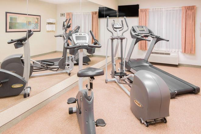Days Inn by Wyndham Hattiesburg MS - Hattiesburg - Γυμναστήριο