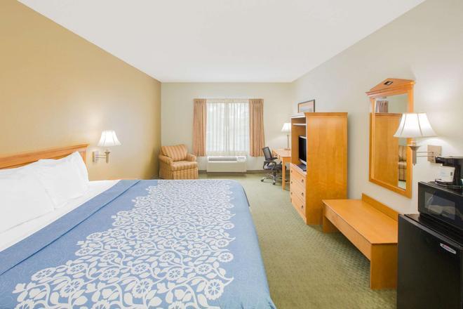 Days Inn by Wyndham Hattiesburg MS - Hattiesburg - Κρεβατοκάμαρα