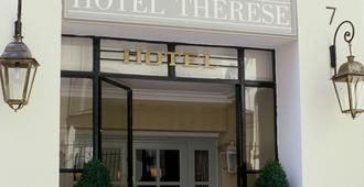 Hotel Therese - Paris - Byggnad