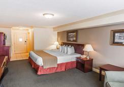 Quality Inn & Suites - Hinton - Makuuhuone