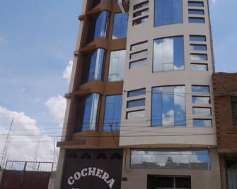 Hotel Suite Juliaca - Хуліака - Будівля