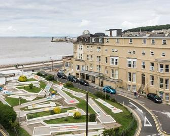The Sandringham Hotel - Weston-super-Mare - Gebäude