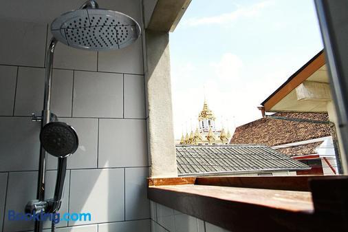 這裡旅舍 - 曼谷 - 浴室