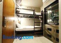這裡旅舍 - 曼谷 - 臥室