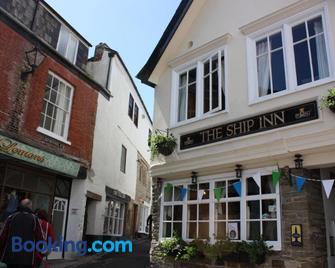 The Ship Inn - Fowey - Gebäude